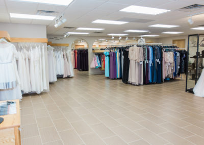 Our main showroom floor